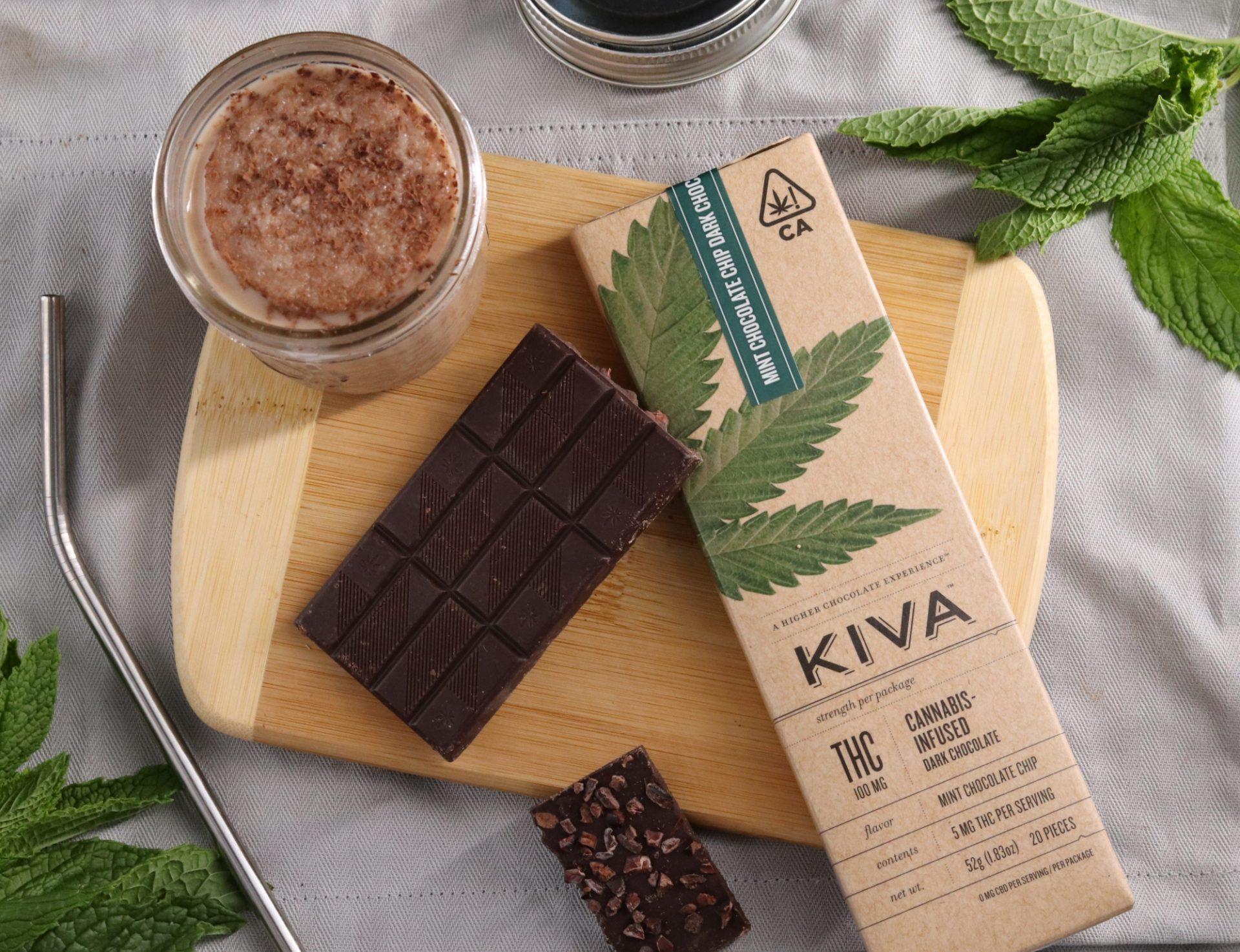 Kiva Frozen Hot Chocolate