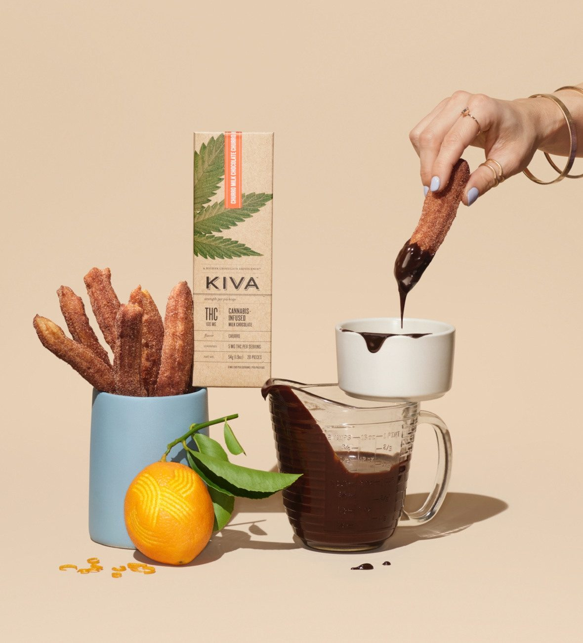 20191204 Blog Cinnamon Sugar Churros Kiva Caramel Dipping Sauce 1180x1300