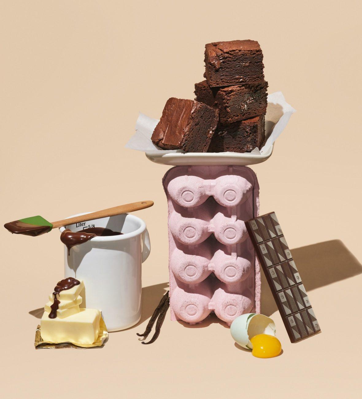 20191204 Blog Kiva Dark Chocolate Brownies 1180x1300