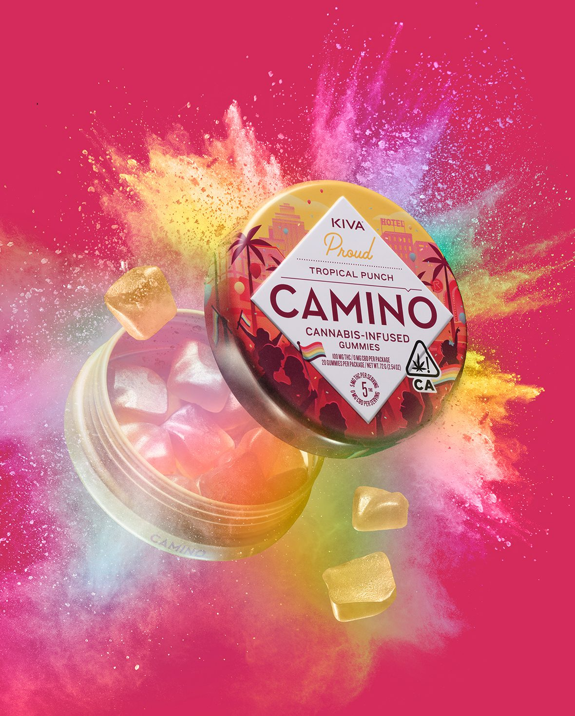 Camino Tropical Punch Website Primary Image